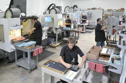 CSSI Fabrication and Machining Support